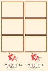 Hibiscus Monogram